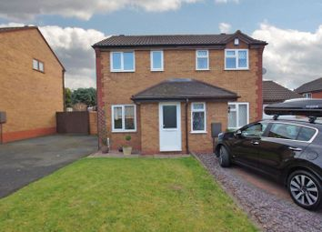 Thumbnail 2 bed semi-detached house for sale in Abbey Close, Parklands, Bromsgrove