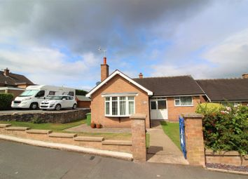 Thumbnail 2 bed bungalow for sale in Carlson Drive, Wrexham