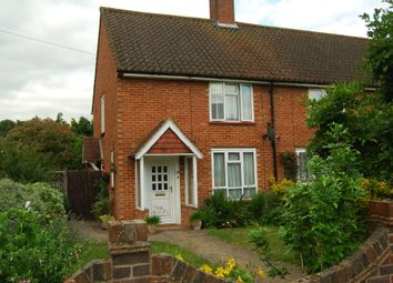 Thumbnail 2 bed semi-detached house to rent in Springfield Road, Edenbridge