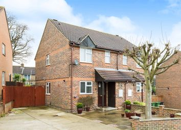 Thumbnail 2 bed semi-detached house for sale in Larch Way, Bursledon, Southampton