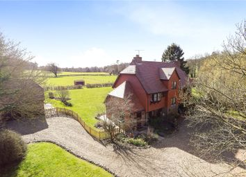 Thumbnail 5 bedroom detached house for sale in Newton Lane, Newton Valence, Alton, Hampshire