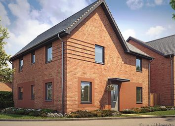 """Thumbnail 4 bed detached house for sale in """"Alderney"""" at Langaton Lane, Pinhoe, Exeter"""