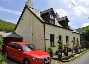 Thumbnail 2 bed detached house for sale in Cwmrheidol, Aberystwyth