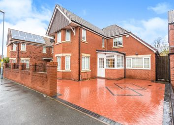Thumbnail 4 bedroom detached house for sale in Springthorpe Road, Pype Hayes, Birmingham