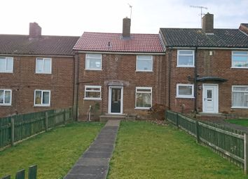 Thumbnail 3 bedroom terraced house to rent in Gresley Road, Lowedges, Sheffield