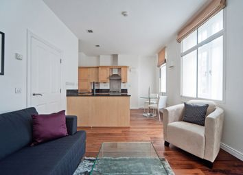 Thumbnail 1 bed flat to rent in Mortimer Street, London