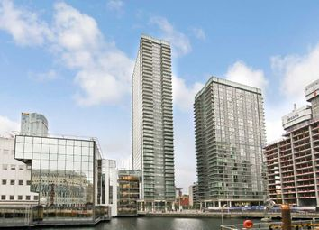 Thumbnail 2 bed flat for sale in Marsh Wall, London, Canary Wharf
