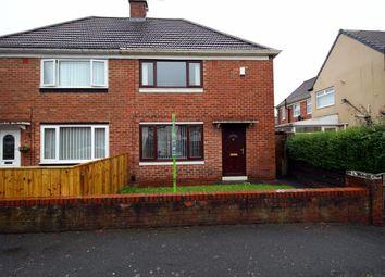 Thumbnail 2 bedroom semi-detached house for sale in Chelmsford Road, Hylton Castle, Sunderland