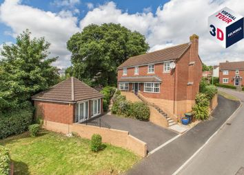 4 bed detached house for sale in Southfield Drive, Crediton EX17
