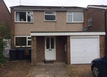 Thumbnail 4 bed property to rent in Sketchley Road, Burbage, Hinckley