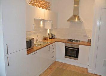 Thumbnail 2 bed flat to rent in Rodney Street, New Town, Edinburgh