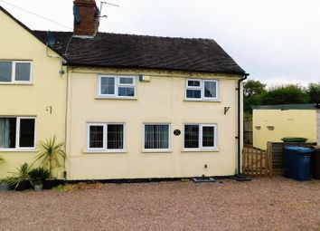 Thumbnail 2 bed cottage for sale in High Street, Church Eaton, Stafford