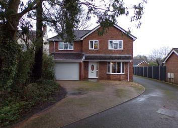Thumbnail 4 bed detached house for sale in Ringwood, Hampshire, .