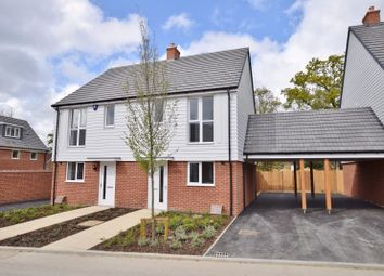 Thumbnail 2 bed semi-detached house to rent in Patrick Clayton Drive, Repton Manor Park, Ashford