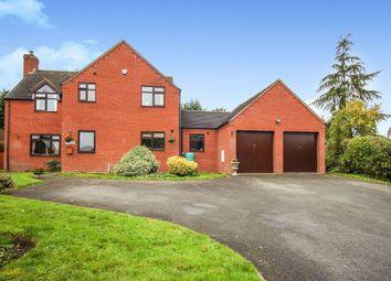 Thumbnail 4 bed detached house for sale in Edstaston, Wem, Shrewsbury