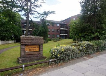 Thumbnail 2 bed flat to rent in Chatsworth House, Whitehaven Close, Bromley