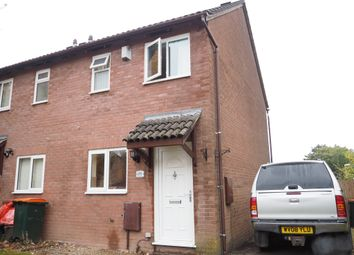 Thumbnail 2 bed terraced house for sale in Mill Heath, Bettws, Newport