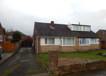 Thumbnail 2 bed bungalow to rent in Douglas Avenue, Soothill