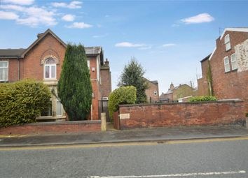 Thumbnail 3 bed end terrace house for sale in 124 Shaw Heath, Stockport, Cheshire