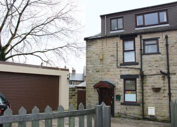 Thumbnail 3 bed end terrace house for sale in North Parade, Newhey, Rochdale