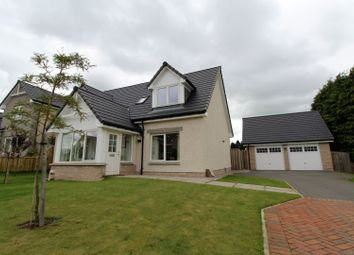 Thumbnail 5 bed detached house for sale in Provost Black Drive, Banchory