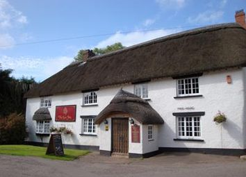 Thumbnail Pub/bar for sale in New Inn, Coleford, Crediton, Devon