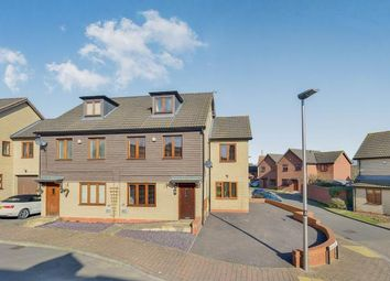 Thumbnail 5 bed semi-detached house for sale in Kelling Way, Broughton, Milton Keynes, Buckinghamshire