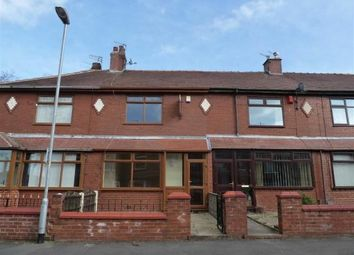 Thumbnail 2 bed terraced house to rent in Corona Avenue, Oldham