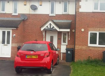 Thumbnail 1 bedroom property to rent in Pytchley Close, Belper, Derbys.