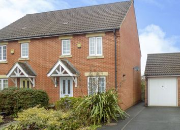 Thumbnail 3 bed semi-detached house for sale in White Eagle Road, Swindon