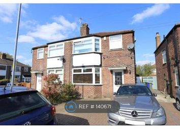 Thumbnail 3 bed semi-detached house to rent in Pearn Avenue, Manchester