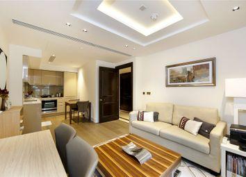 Thumbnail 1 bedroom flat to rent in Bridgeman House, 1 Radnor Terrace, Kensington, London