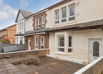 Thumbnail 2 bed terraced house for sale in Old Inverkip Road, Greenock, Inverclyde
