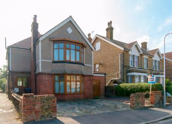 Thumbnail 4 bed property for sale in Northdown Park Road, Margate