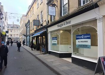 Thumbnail Retail premises to let in 7, Green Street, Bath