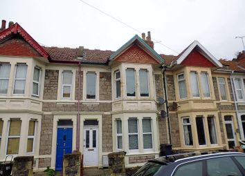 Thumbnail 1 bed flat to rent in Amberey Road, Weston Super Mare