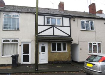 Thumbnail 2 bedroom terraced house for sale in Brook Street, Lye, Stourbridge