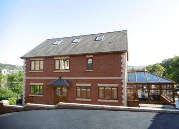 Thumbnail 4 bedroom detached house for sale in Ffordd Brynheulog, Pontardawe, Swansea.