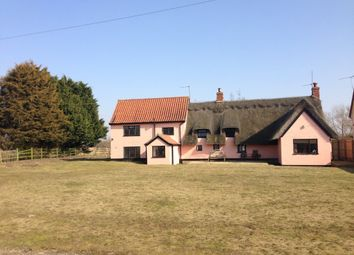 Thumbnail 2 bed cottage for sale in Low Common Road, South Lopham, Diss