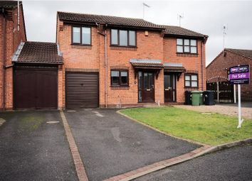 Thumbnail 4 bed semi-detached house for sale in Windsor Close, Heanor