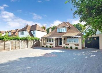 Thumbnail 3 bed detached bungalow to rent in Epsom Lane North, Epsom