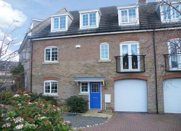 Thumbnail 4 bedroom town house to rent in Lady Charlotte Road, Hampton Hargate, Peterborough