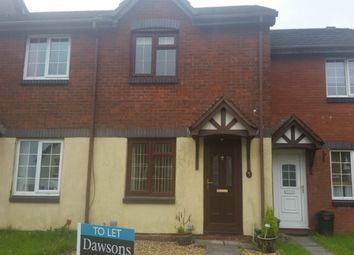 Thumbnail 2 bed terraced house to rent in Y Waun Fach, Llangyfelach