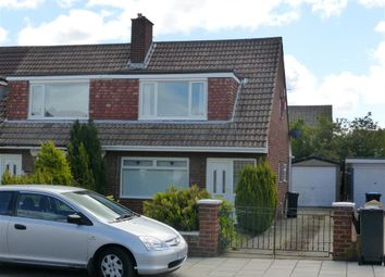 Thumbnail 3 bedroom semi-detached house to rent in Trimdon Avenue, Acklam, Middlesbrough