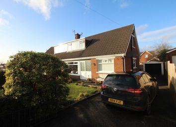 Thumbnail 3 bedroom semi-detached house for sale in Lynne Crescent, Bangor