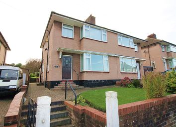 Thumbnail 3 bed semi-detached house for sale in Dunmail Drive, Carlisle