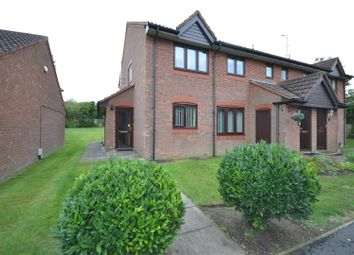 Thumbnail 2 bed flat for sale in Derby Close, Epsom Downs, Epsom