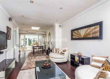 Thumbnail 3 bedroom semi-detached house to rent in Cumbrian Gardens, London