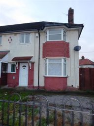 Thumbnail 3 bed terraced house to rent in 5th Avenue, Hull