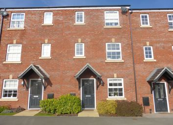 Thumbnail 4 bed town house for sale in Red Norman Rise, Holmer, Hereford